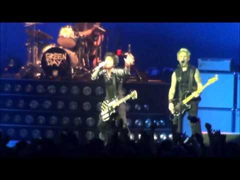 Green Day revolution radio (Komp. Kozert) 30.01.2017 Köln