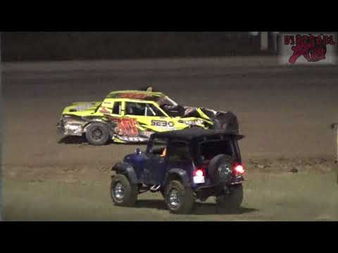 RPM Speedway 2017 Fall Nationals: 10-7-17 Hobbystock Last Chance Races 1-2