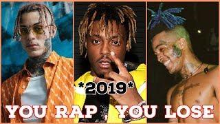 YOU RAP , YOU LOSE 2019! Part 3 (Lil Skies , Juice WRLD , XXXTENTACION , Dave & More)
