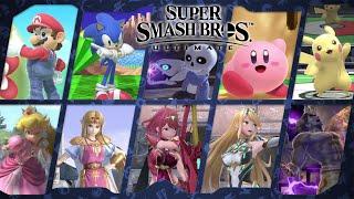 All Taunts (Kazuya update)   Super Smash Bros. Ultimate ᴴᴰ