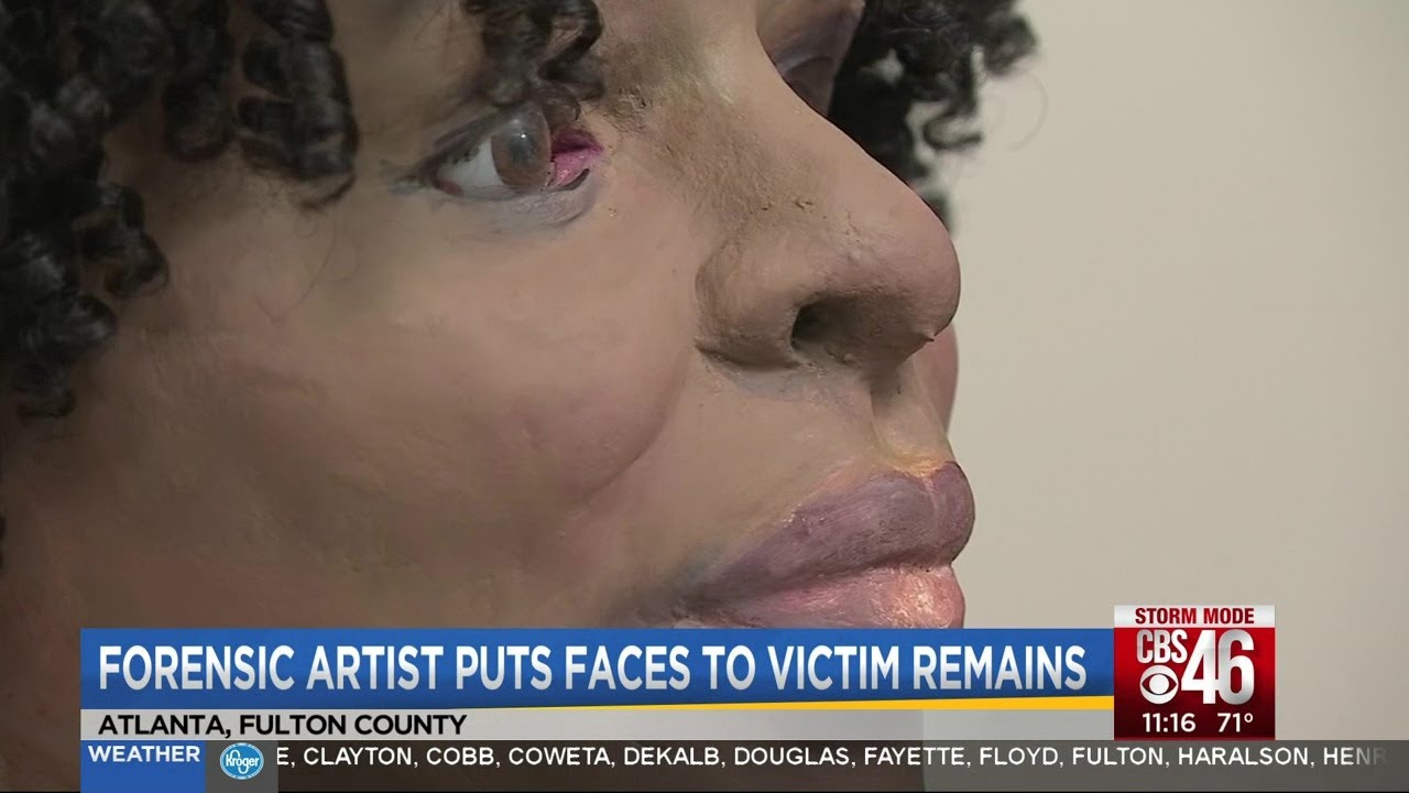 Forensic artist rebuilds face to solve a serial killer's claim
