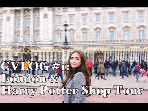 C[VLOG] #1 - Jalan-Jalan ke City of London + HARRY POTTER SHOP TOUR