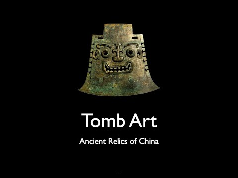 Ancient Tomb Art in China, Art in China & Japan Lecture 2