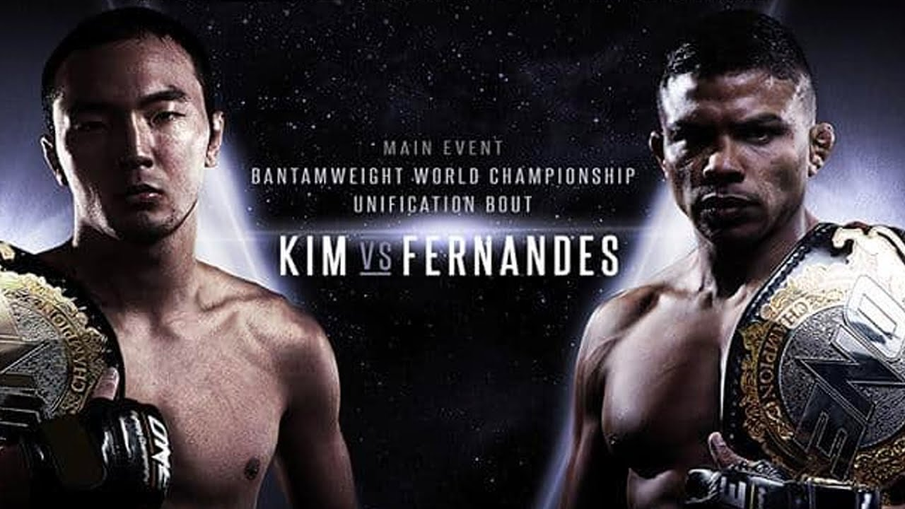 Soo Chul Kim vs. Bibiano Fernandes | ONE Championship Full Fight | October 2013