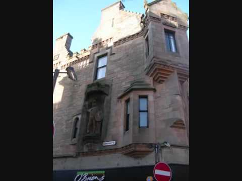 Scottish Places: Ayr & Alloway, Scotland - Land of Robert Burns & Birthplace Museum