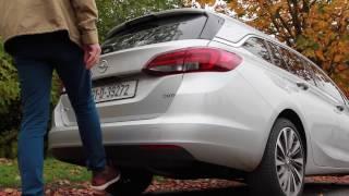Vauxhall Astra Sports Tourer 2016 Videos