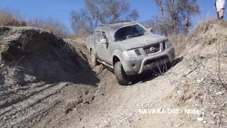 Navara D40 light off road