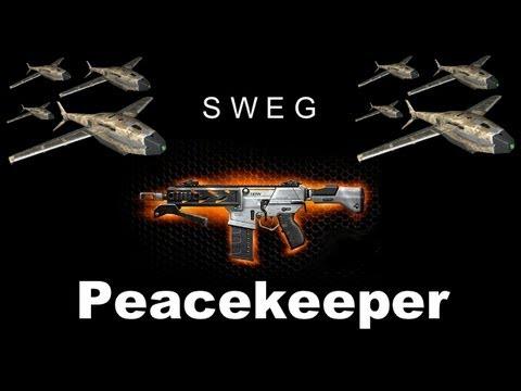 how to get peacekeeper in black ops 2