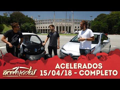 Acelerados (15/04/18) | Completo