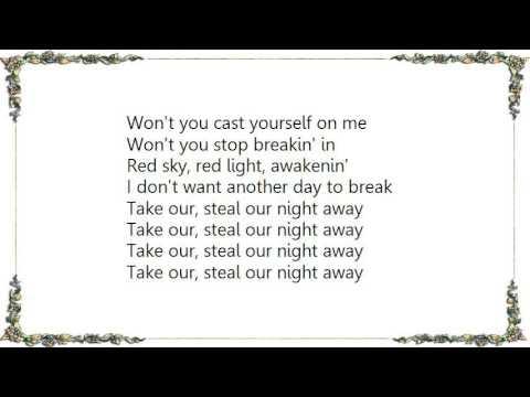 Fink - Warm Shadow Acoustic Version Lyrics