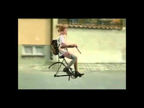 Pippi Longstocking ignores physics for 12 minutes
