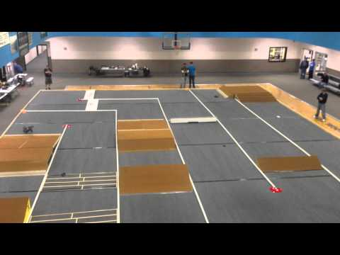 Extreme Hobby Shop Indoor Carpet Race 1-25-15