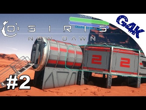 Osiris New Dawn | Habitat and Devil Worm | Osiris New Dawn Gameplay | E02