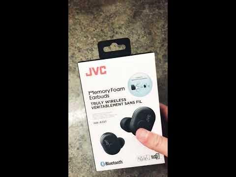 JVC Truly Wireless HA-A10T