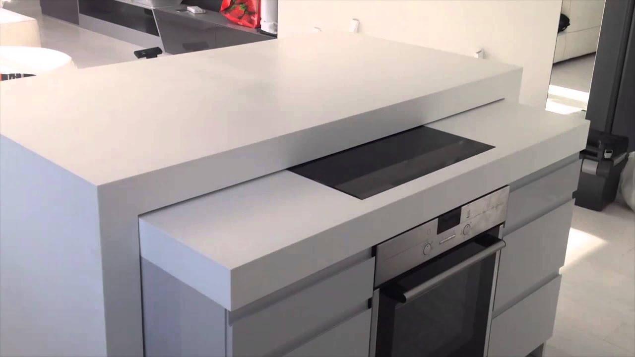 Fantastisch Baut Eine Eigene Kücheninsel Zeitgenössisch - Küche Set ...
