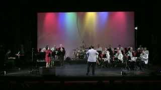"Big Band Ruse, Marina Gospodinova and Vetzislav Blagoev ""PERHAPS, PERHAPS, PERHAPS"""
