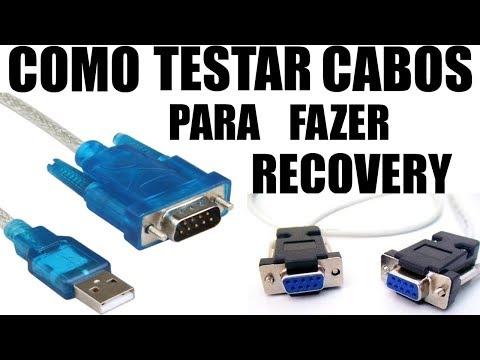 Como Fazer Recovery RS232 Duosat Luz Vermelha | FunnyDog TV
