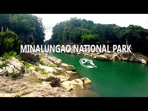 Minalungao National Park [HD]
