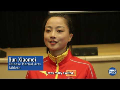 Chinese Kung Fu Showcased in New York