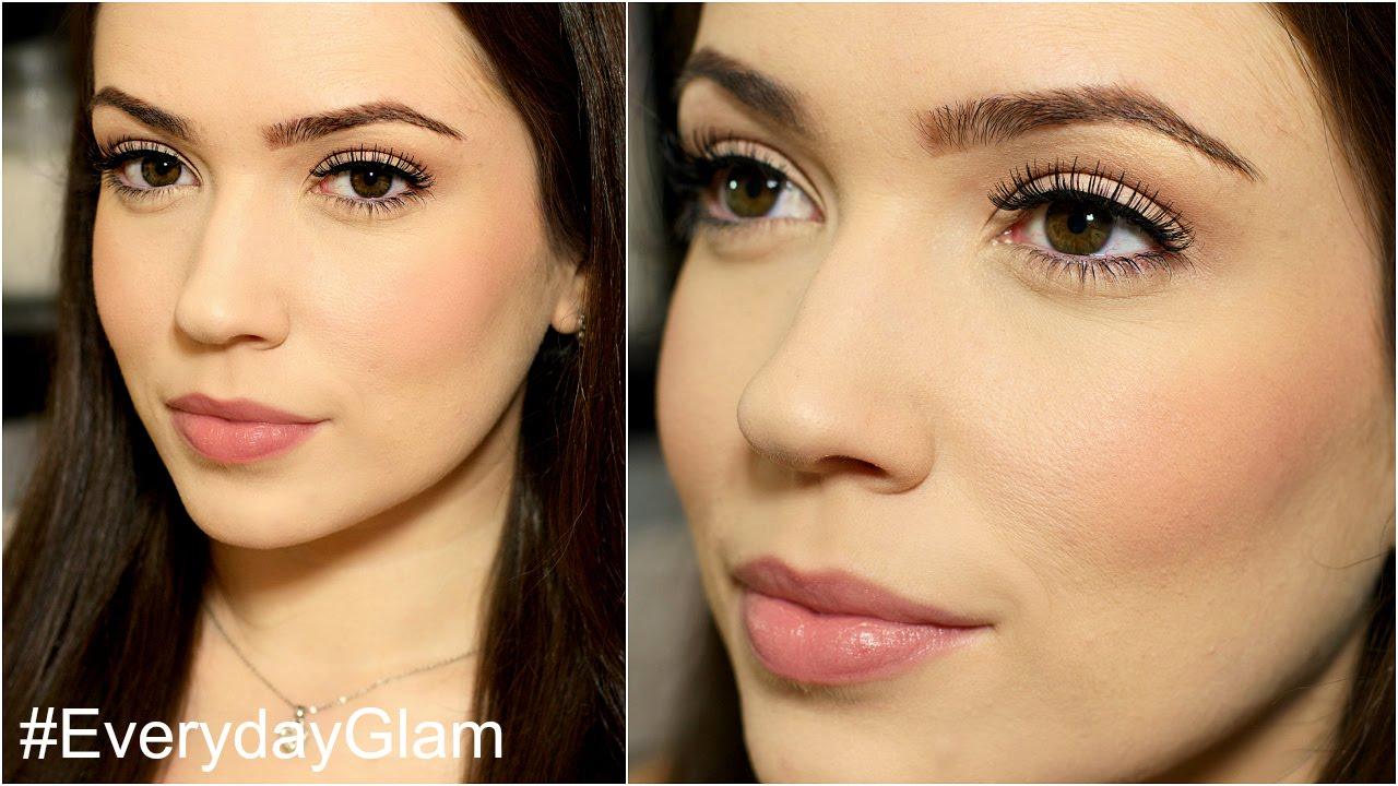 Everydayglam makeup tutorial themakeupchair youtube everydayglam makeup tutorial themakeupchair youtube baditri Choice Image
