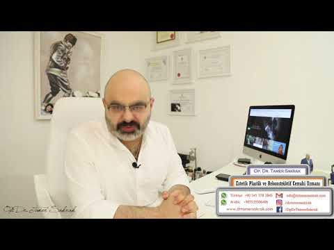 Op. Dr. Tamer Şakrak | Liposuction nasıl bir ameliyattır ?