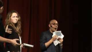 Концерт Иллюзионистов в Д.К. Метростроя