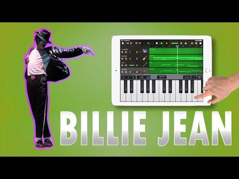 Billie Jean Mashup - Garageband