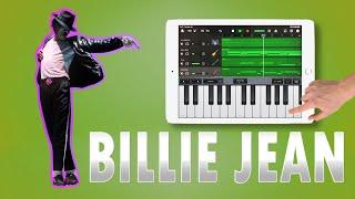 Michael Jackson - Billie Jean Mashup (GarageBand)