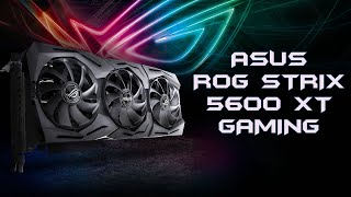 [Cowcot TV] Présentation ASUS RX 5600 XT ROG STRIX Gaming