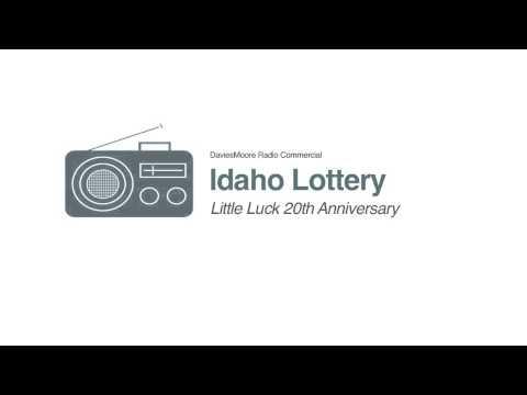 Idaho Lottery | Little Bit Of Luck (1:06 Radio Ad)