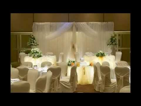 Organizar una boda economica youtube for Decoracion de bodas economicas