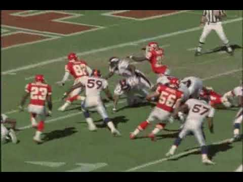 High Quality Dante Hall Highlights