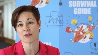 Kathryn Rowan provides job interview tips