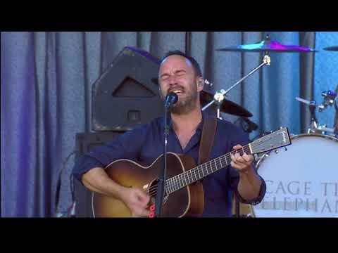 Dave Matthews - Mercy - Concert for Charlottesville 9/24/17