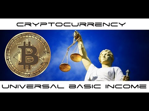 Cryptocurrency or Universal Basic Income More Efficient To Solve Debt Crisis?