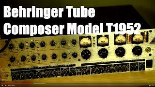 Video Behringer Tube Compressor Review download MP3, 3GP, MP4, WEBM, AVI, FLV Juni 2018