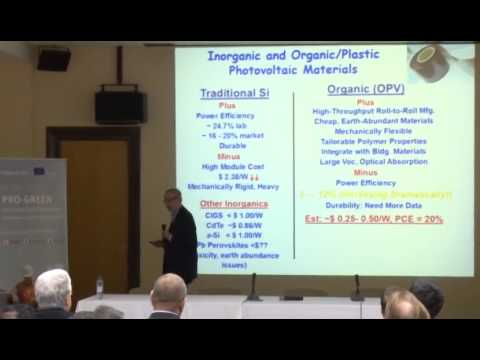 Interface Science of Plastic Solar Cells (Part 1)
