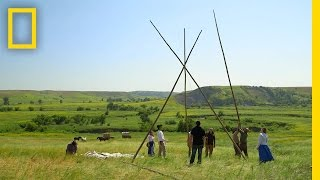 كيفية بناء خيمة | الرواد