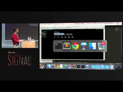 LEARN   How to build interactive voice applications - Charles Oppenheimer (Twilio)