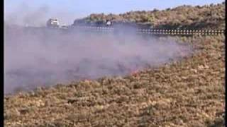 Grant County fire spreads to 4,500 acres