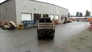 Sold! Kenworth T800 Tri-Axle 12-YD Dump Truck Cummins N14 13-Spd bidadoo.com