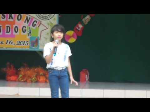 All I want For Christmas by Trisha Moral SunValley Elementary School