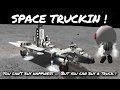 KSP Rover Mun Lander/VTOL Truck (Tutorial:39) Kerbal Space Program 1.2 -  Stock Parts (visual mods)