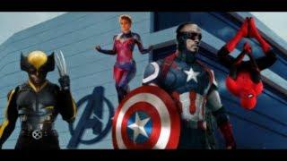 HUGE MARVEL PHASE 4 LEAK - New Avengers, Captain America 4, MCU Phase 5 News