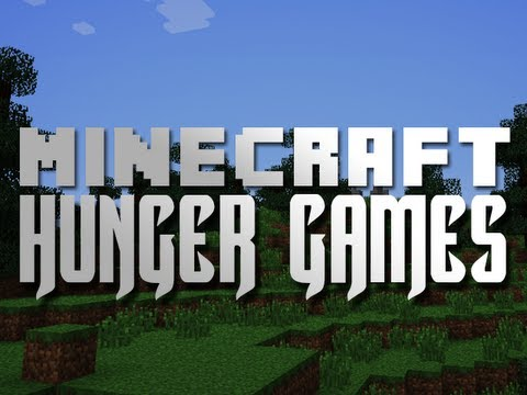 Minecraft Hunger Games - Round 1