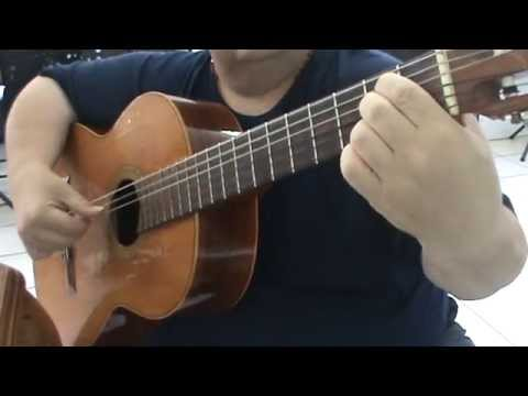 Oh my darling Clementine  USA  Percy Montrose (1884 ) only 2 chords  tabs in annotation