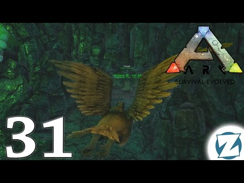 ARK Survival Evolved Gameplay - Ep31 - Cave Loot - Let's Play