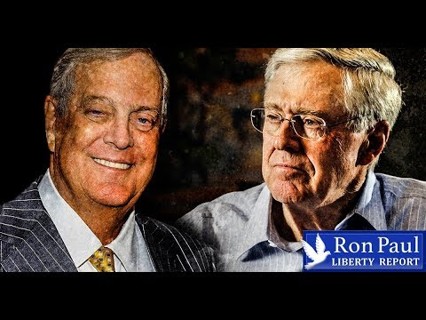 Kochs Spend Big On Foreign Policy Realism...Should Neocons Be Worried?