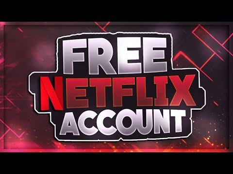 Neflix Account for Free 100% Work! 2018