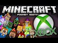 XBOX SKIN PACKS for MCPE!!! - Awesome Skin Packs Mod - Minecraft PE (Pocket Edition)